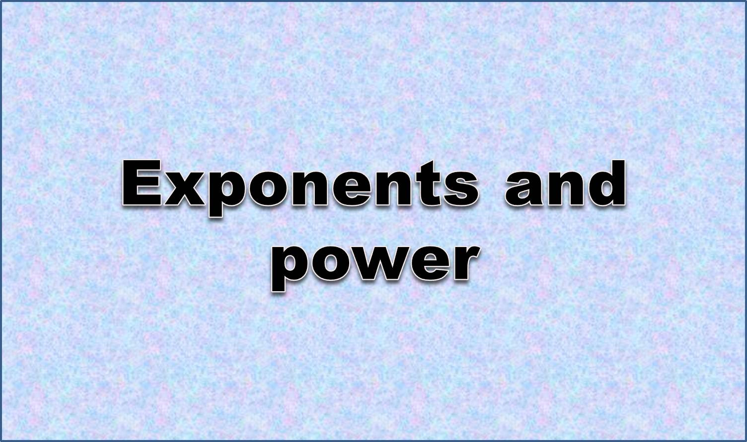 http://study.aisectonline.com/images/Exponent rules part (composite problems).jpg