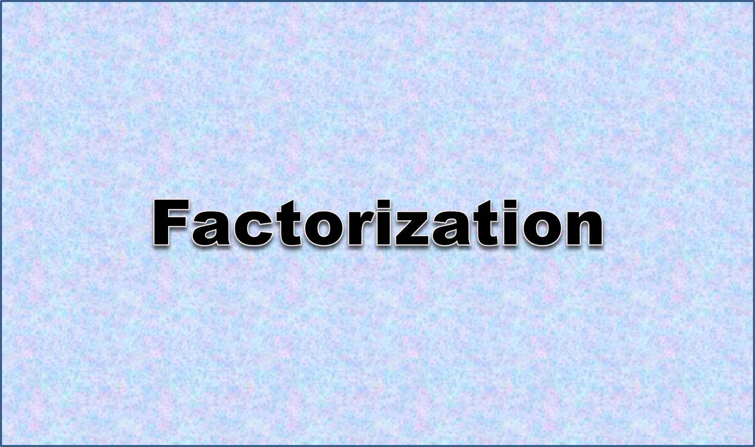 http://study.aisectonline.com/images/Factoring difference of squares-analyzing factorization.jpg