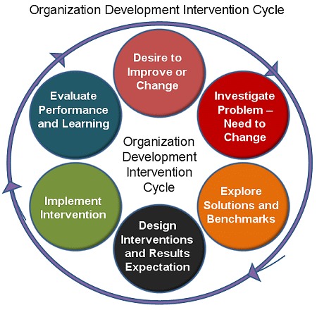 an analysis of the organizational problem