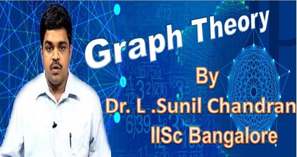 http://study.aisectonline.com/images/SubCategory/Video Lecture Series on Graph Theory by Dr. L. Sunil Chandran, IISc Bangalore.jpg